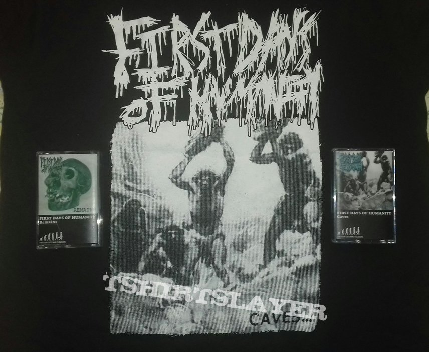 First Days Of Humanity – Caves / Remains