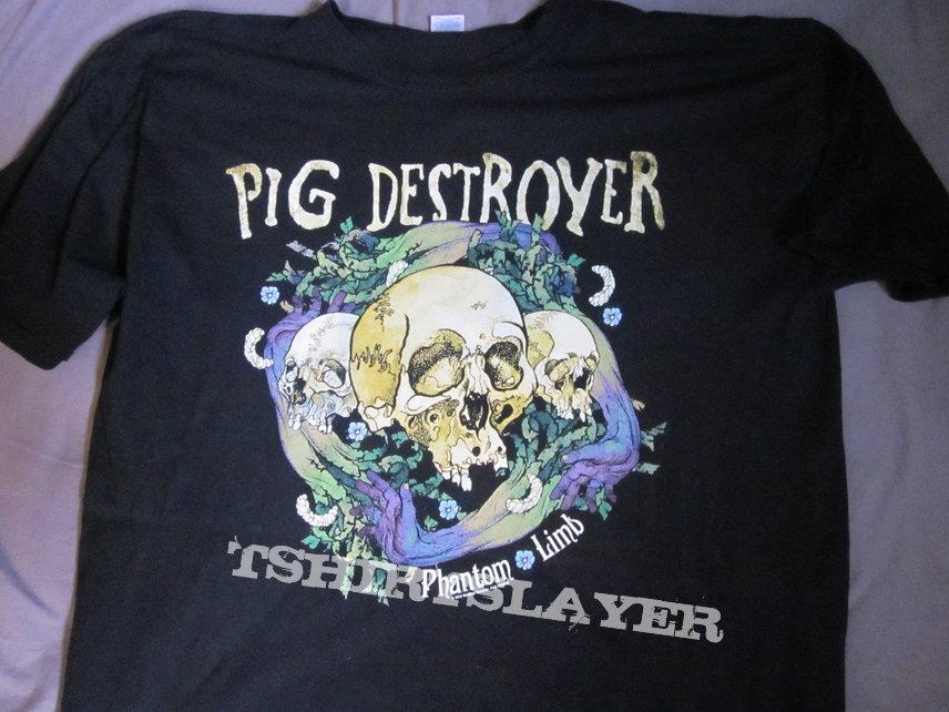 Pig Destroyer - Phantom Limb shirt