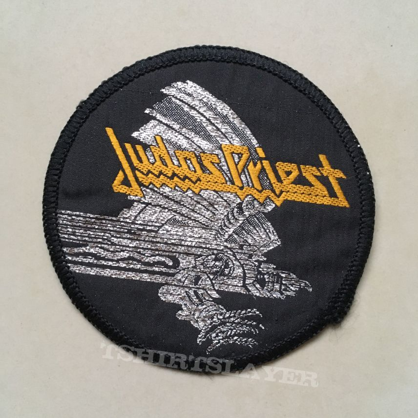 Judas Priest - Screaming for Vengeance Circle Patch