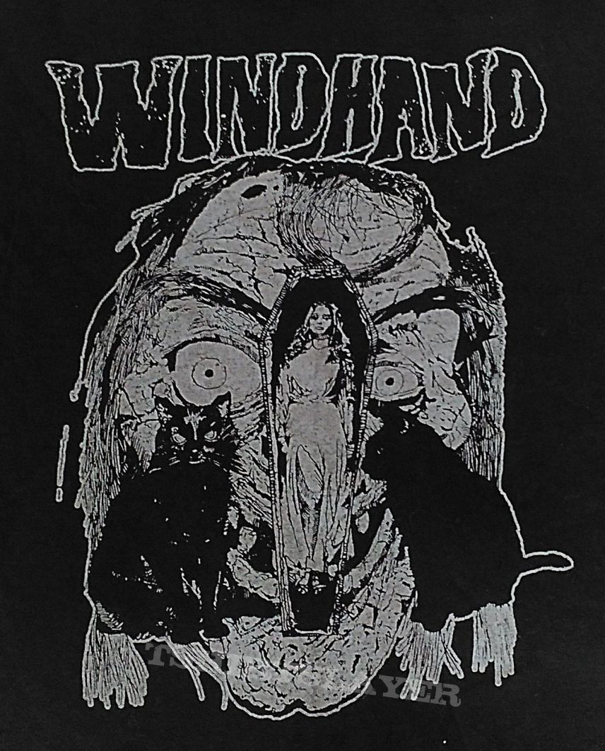 Windhand Tour 2013 L size