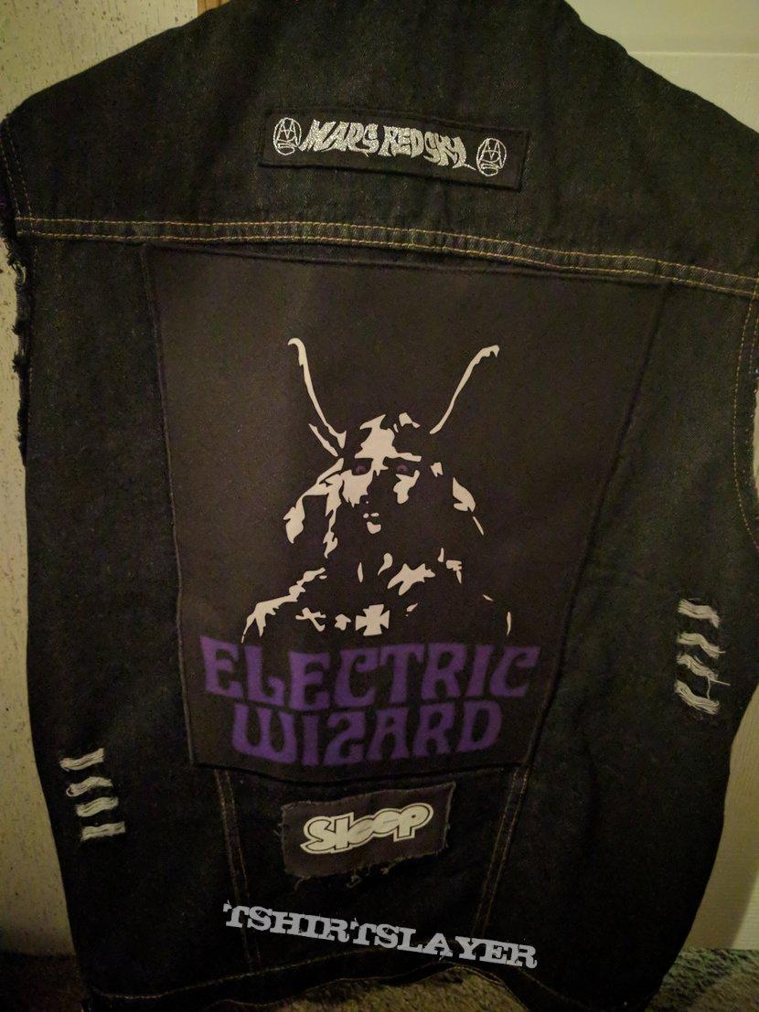Shitty battle jacket