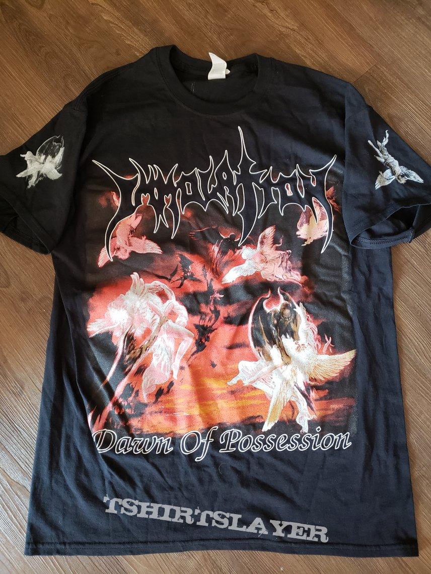 Immolation Dawn of Possession