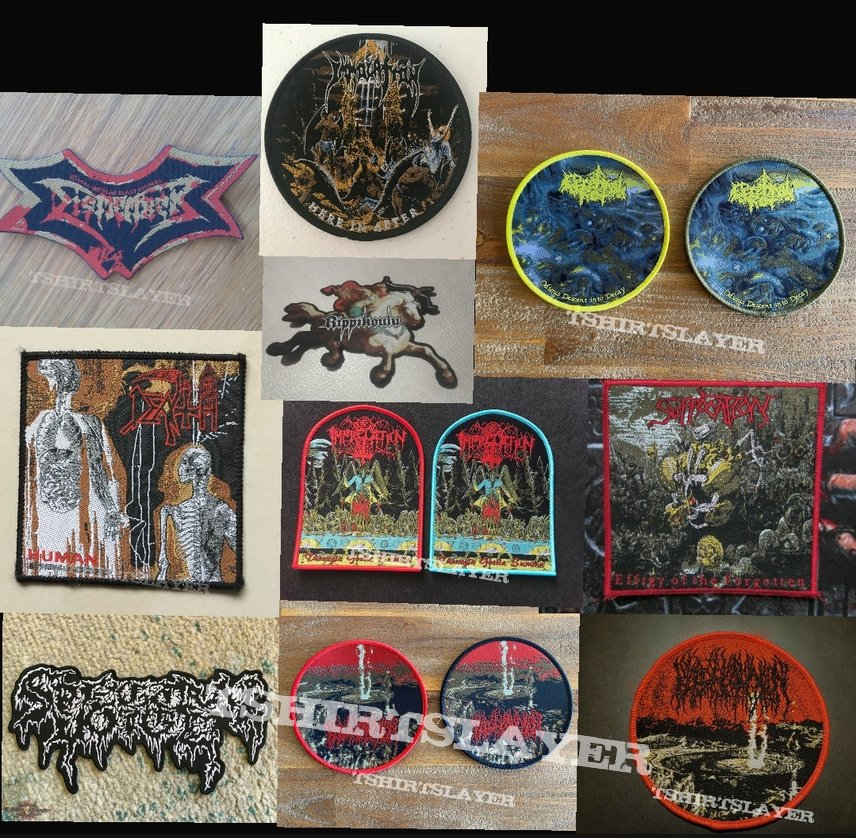 ISO: patches to swap