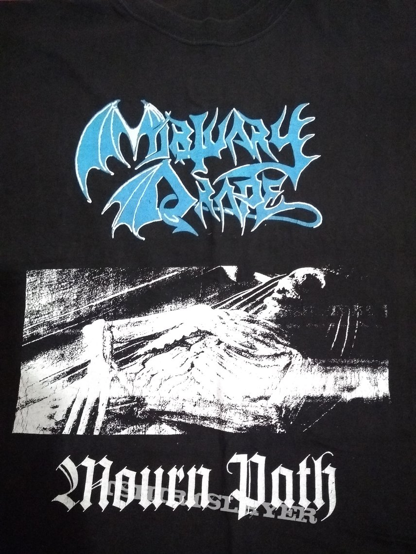 Mortuary Drape Mourn Path 2 sided XS size tshirt