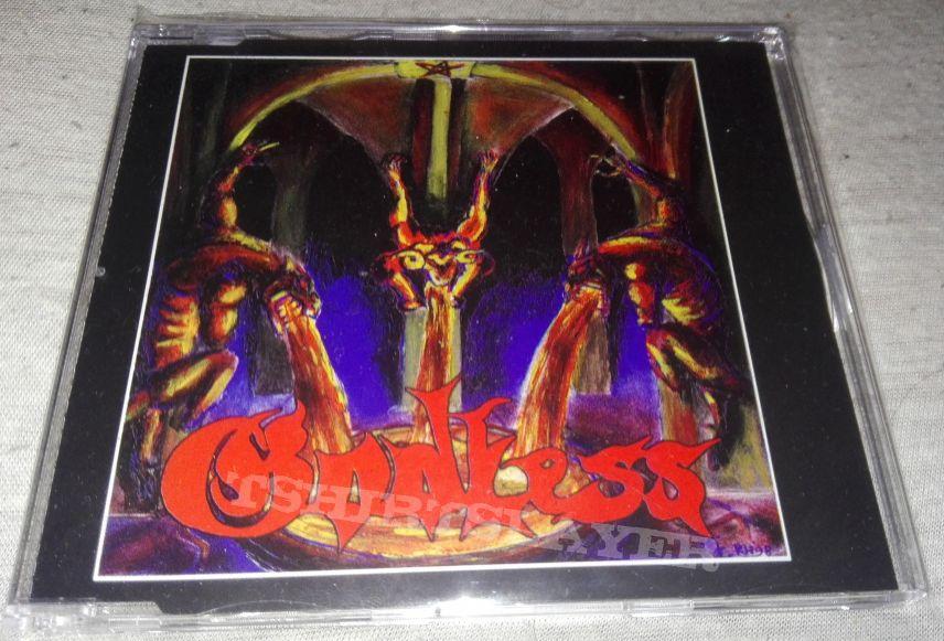 Godless - Triumvirat EP [VERY RARE]