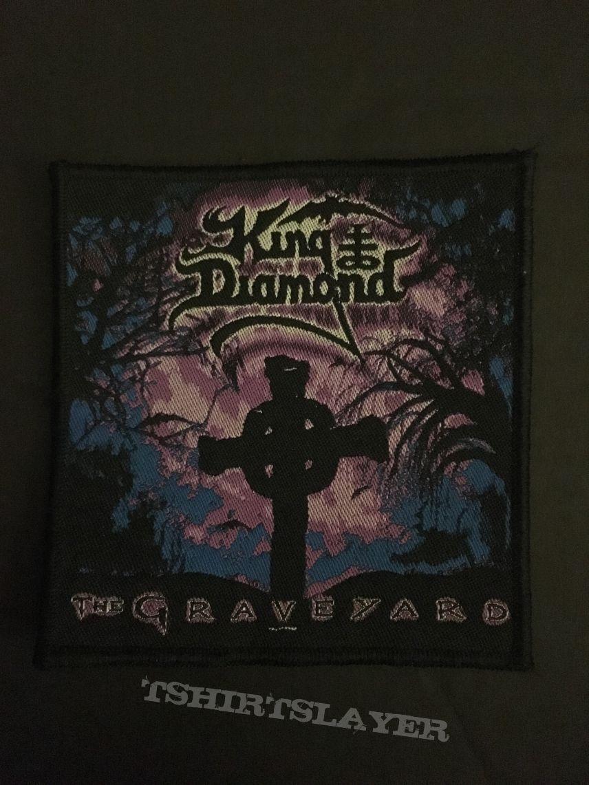 King Diamond - The Graveyard Patch