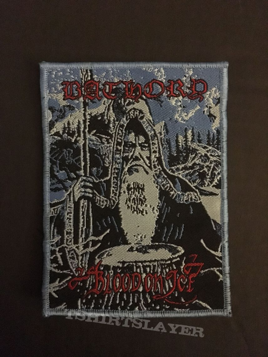 Bathory - Blood on Ice Patch