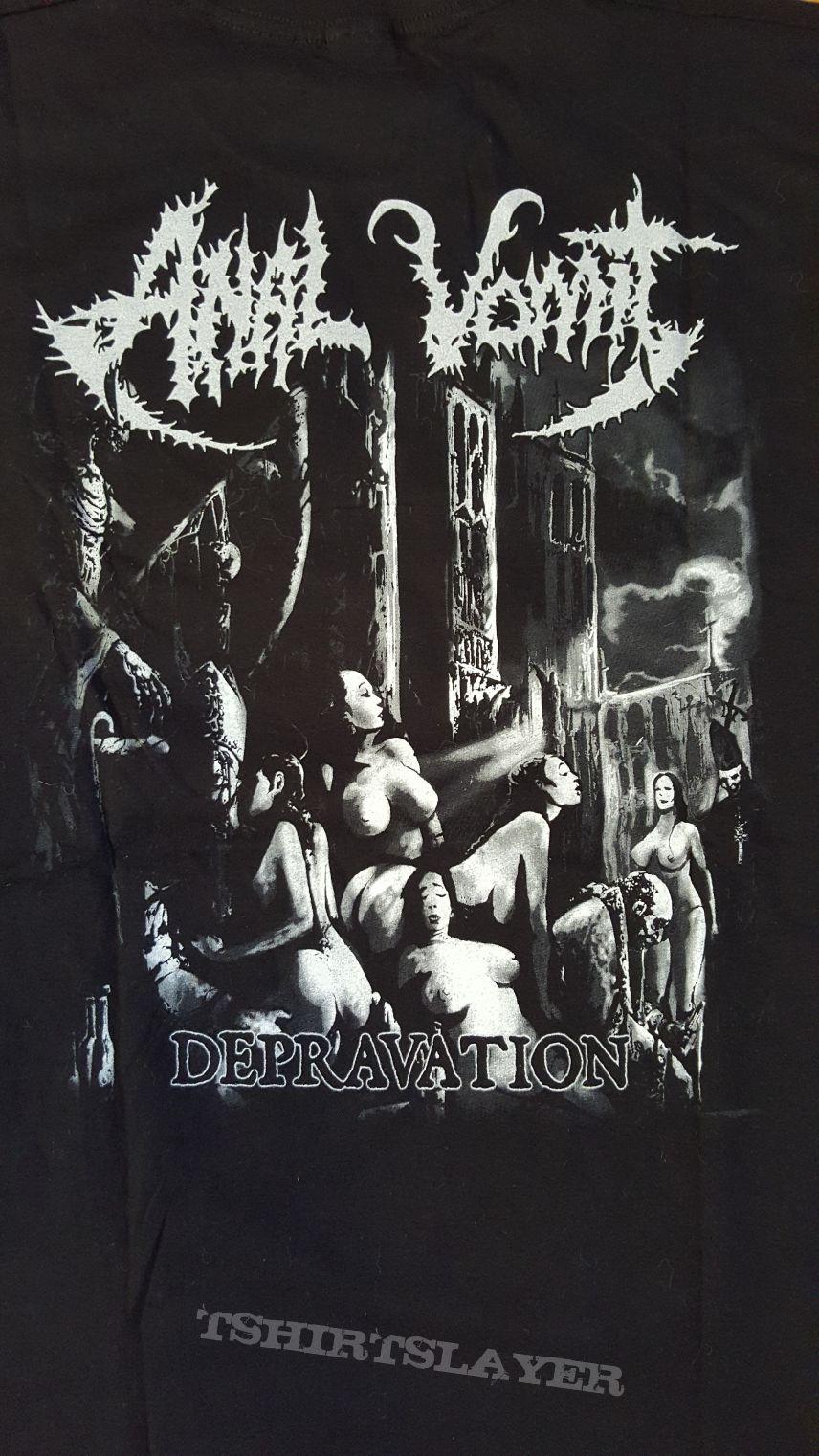 ANAL VOMIT - Depravation