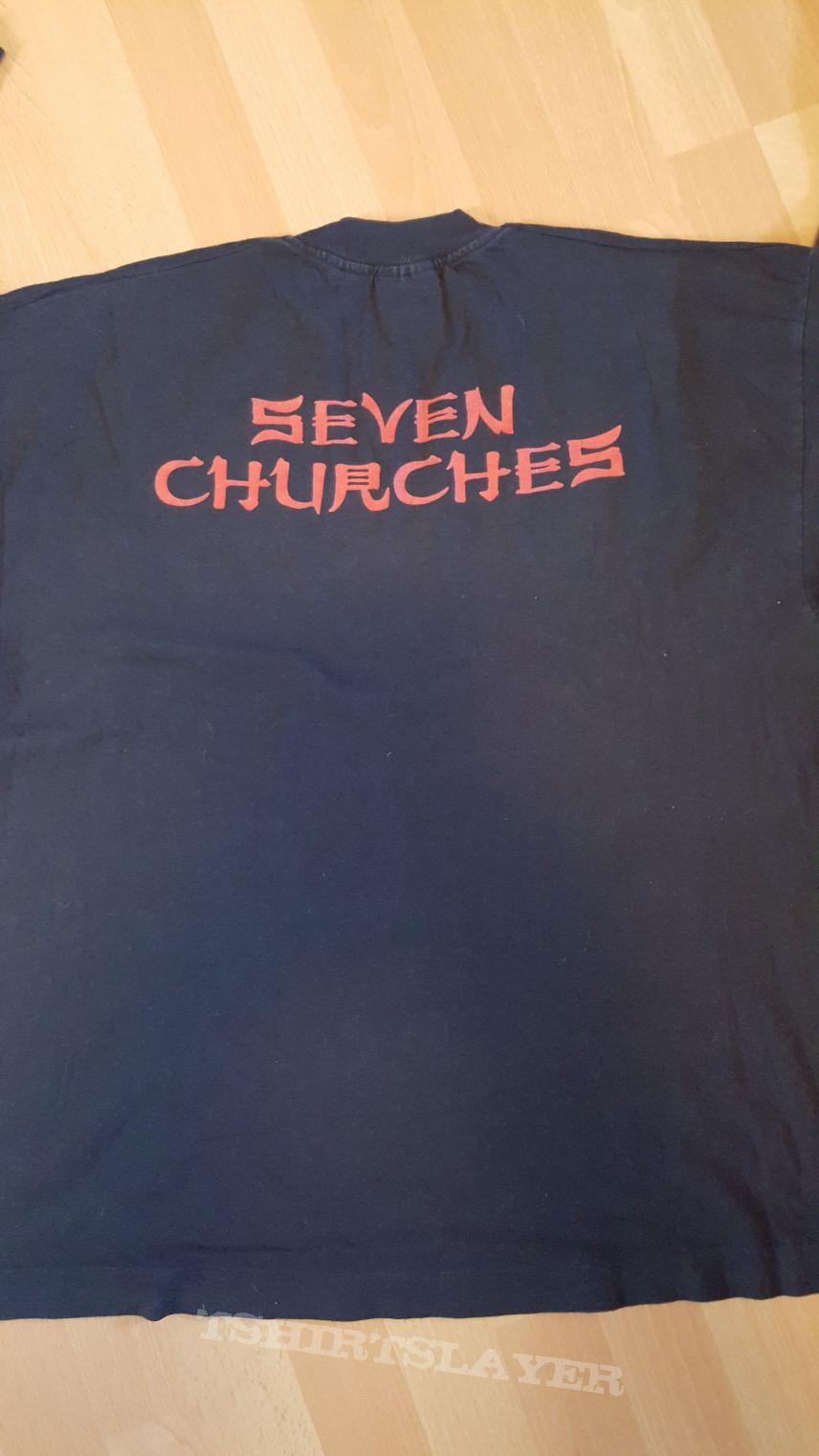 Possessed - Seven Churches LS