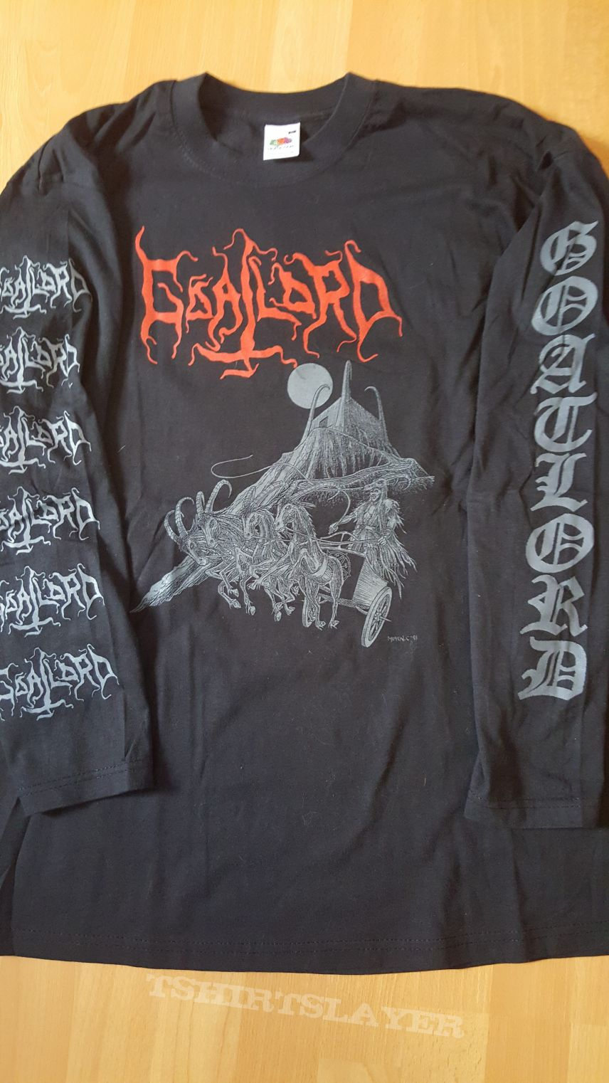Goatlord - Reflections Of The Solstice LS