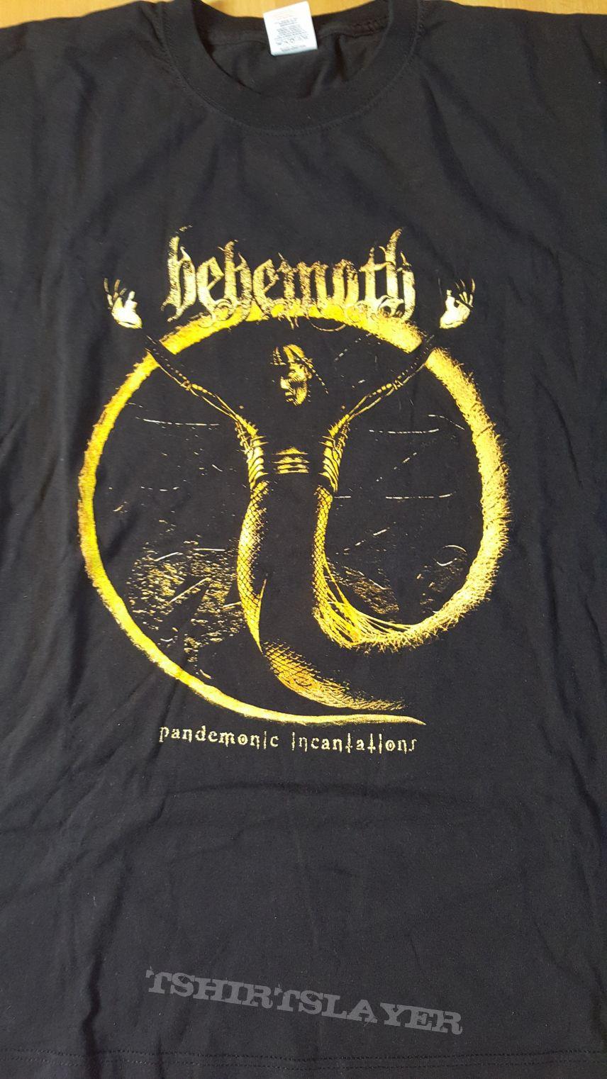 Behemoth - Pandemonic Incantations LS