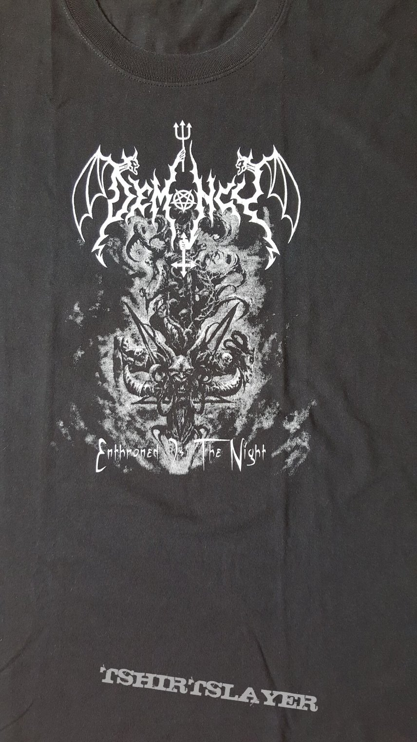 Demoncy - Enthroned Is The Night