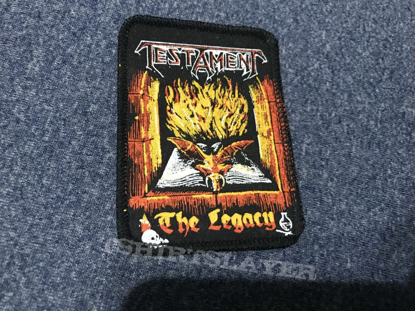 Testament Legacy patch