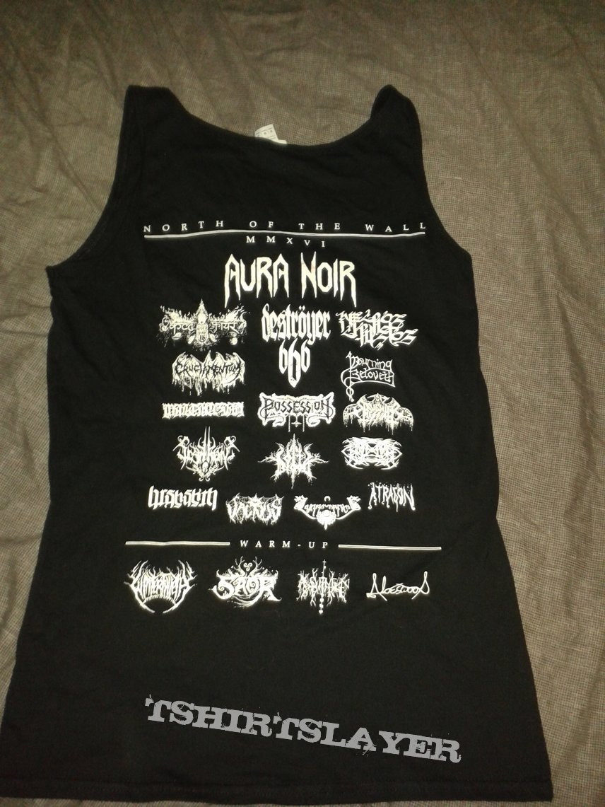 North of the Wall festival shirt