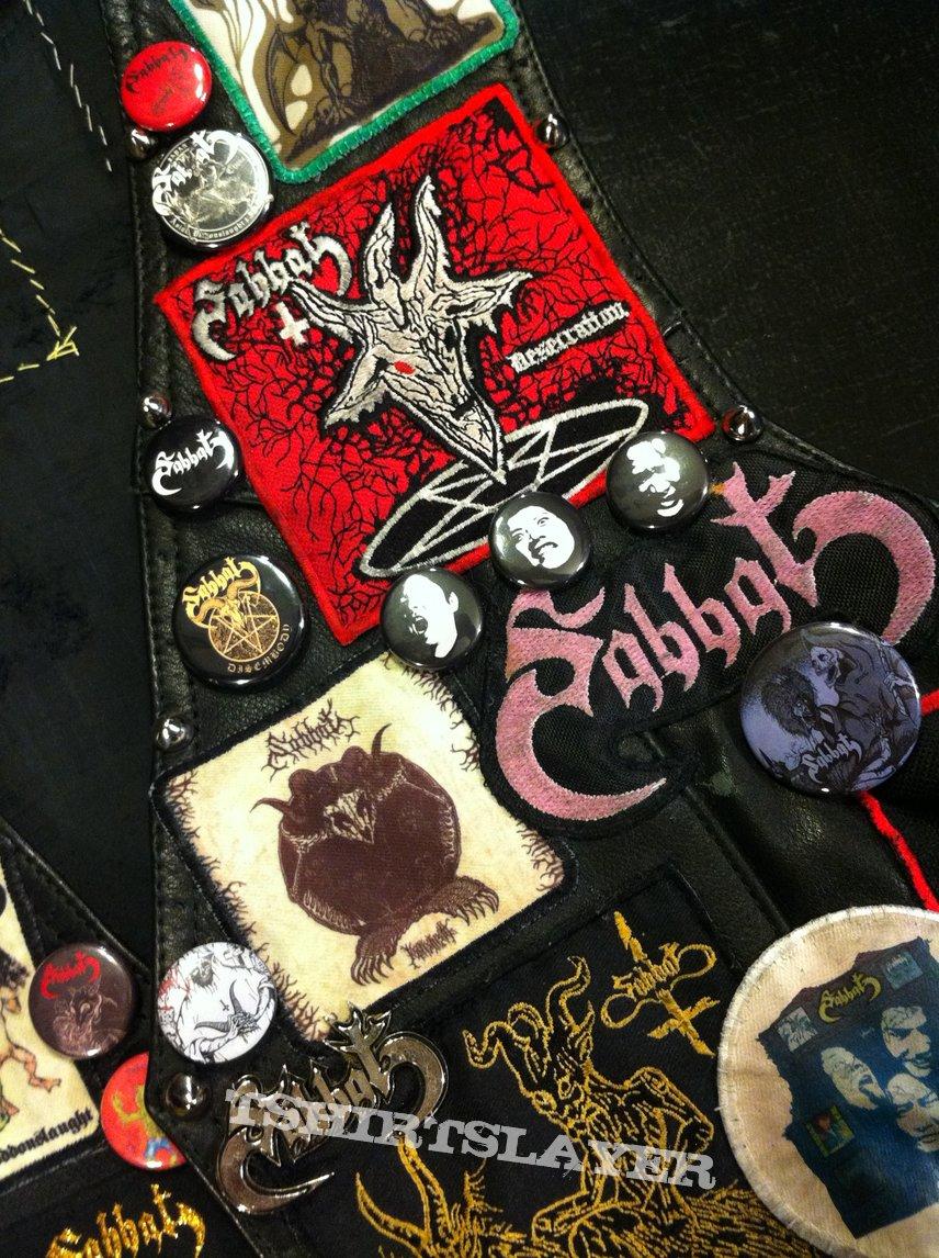 Sabbat Tribute Vest Vol.II