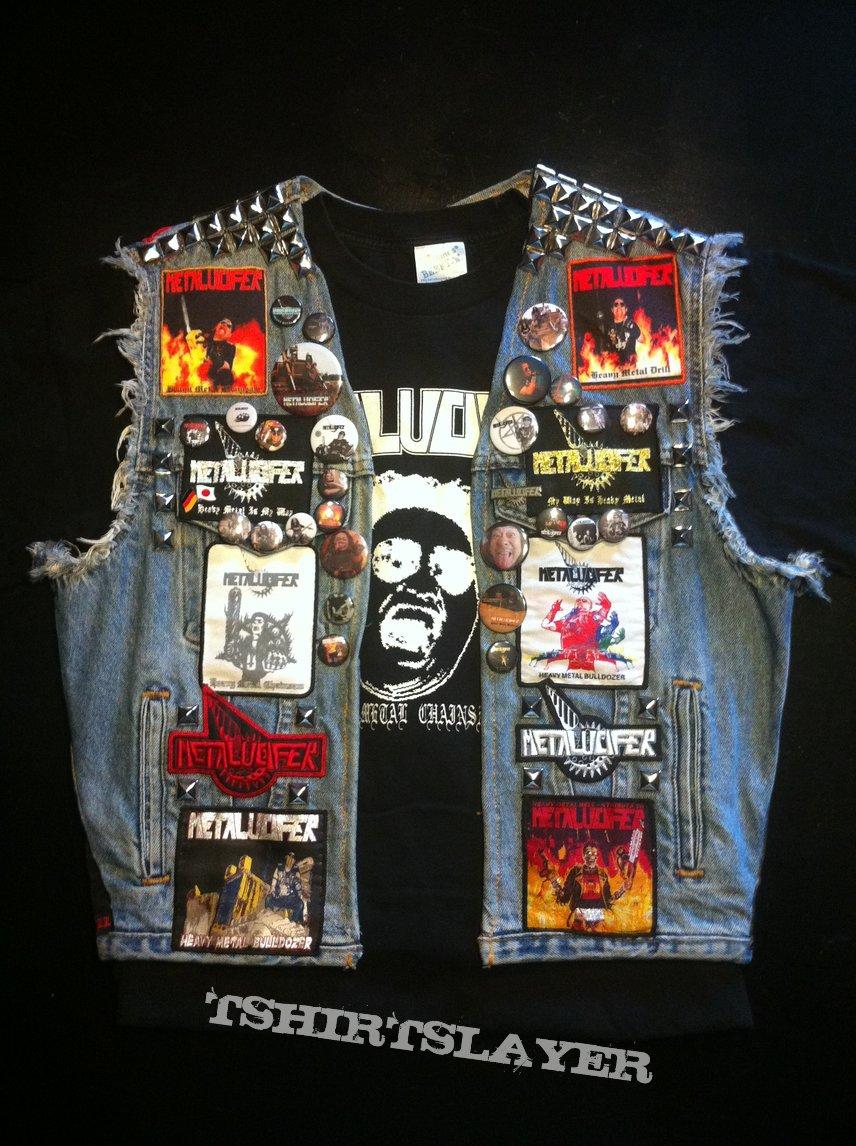 Metalucifer Tribute Vest