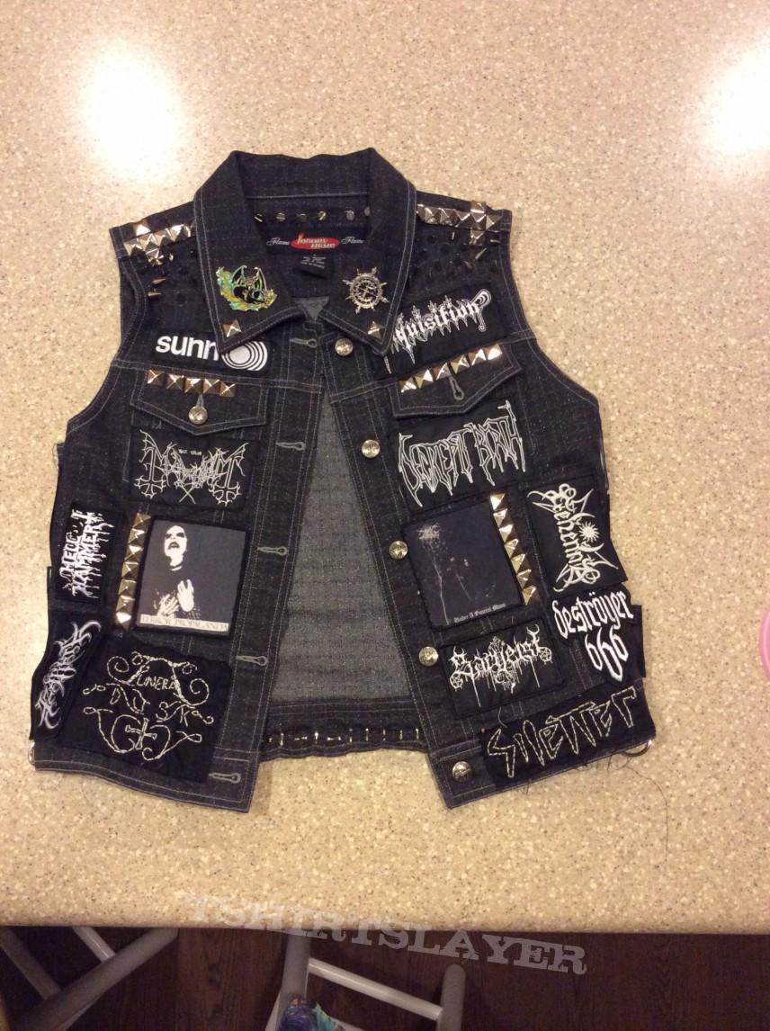 Extreme Metal Jacket (updated, ladies)