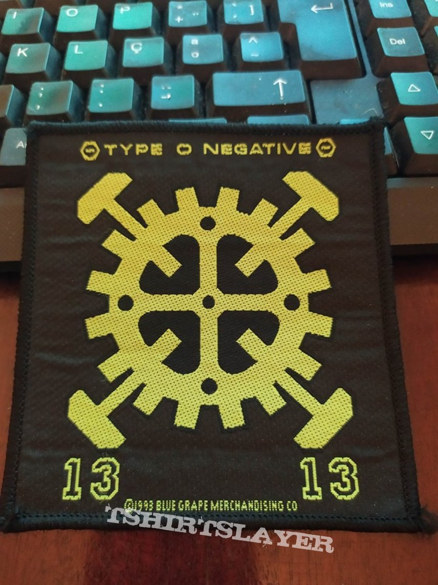 Type O Negative Official Patch