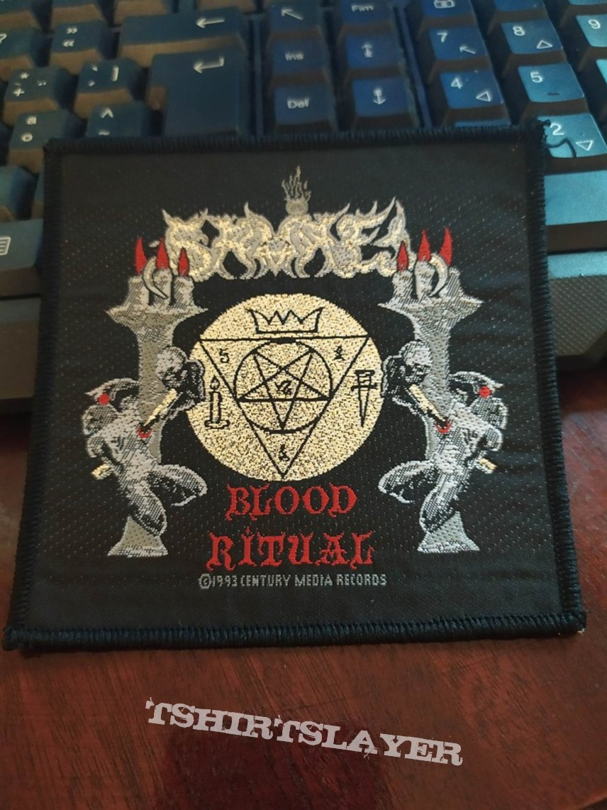 Samael Official Patch