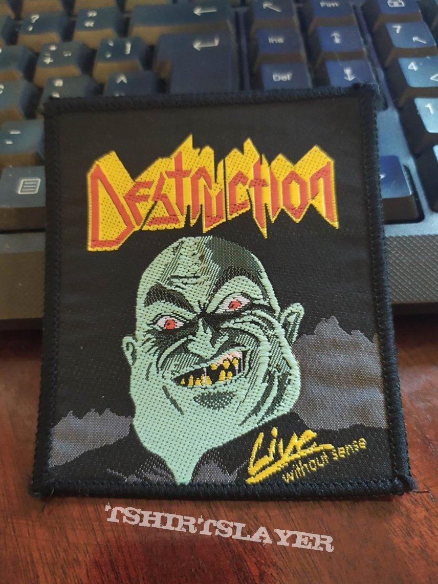 Destruction Official Patch