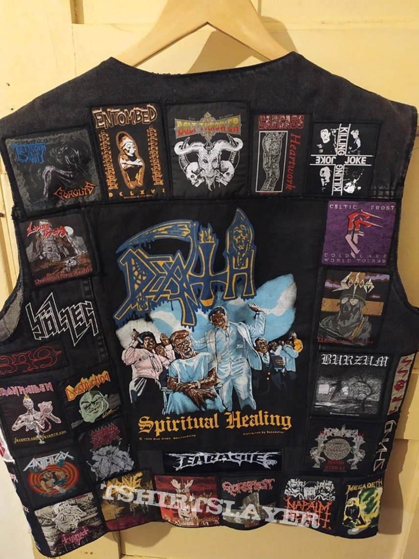 Nearly Finished Battle Vest