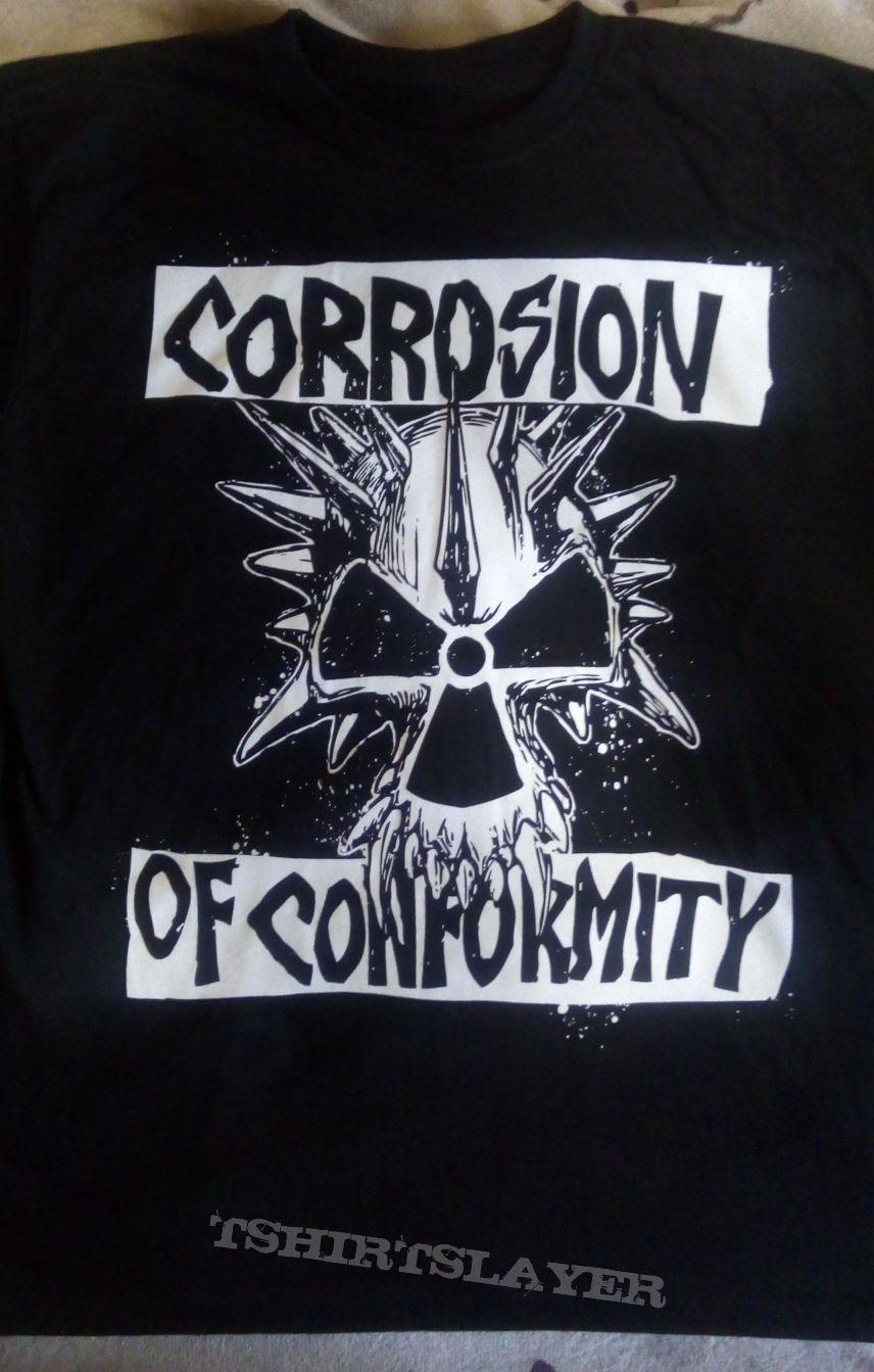 Corrosion of Conformity Concert Shirt