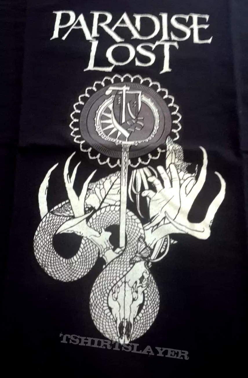 Paradise Lost - 2014 South American Tour T-Shirt