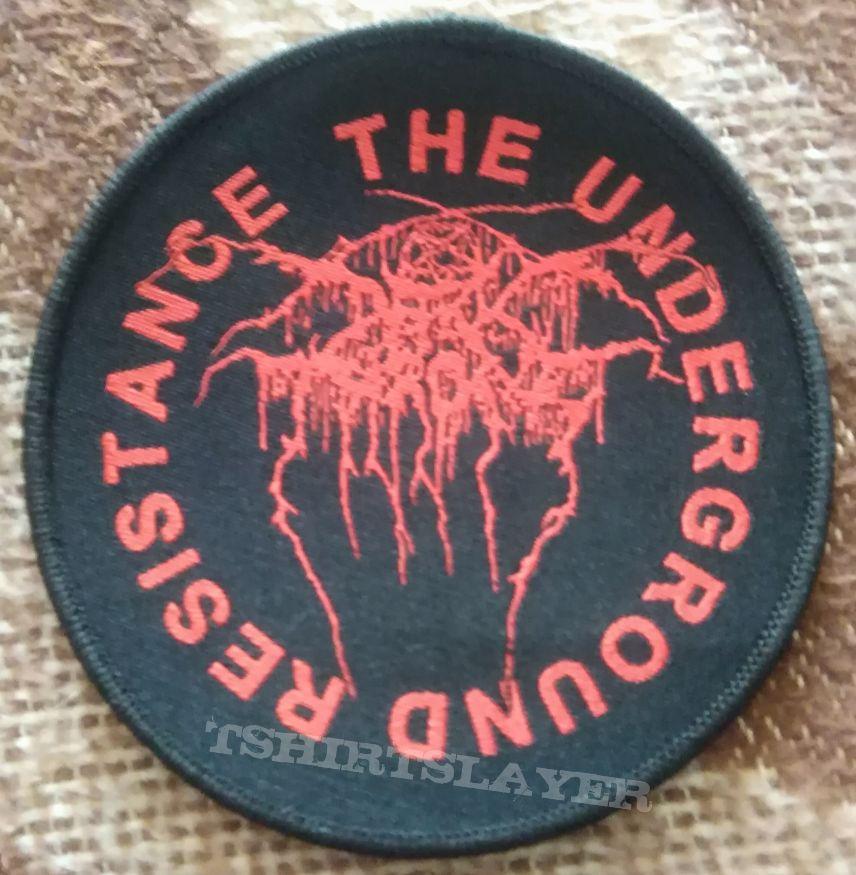 Darkthrone 'The Underground Resistance' patch