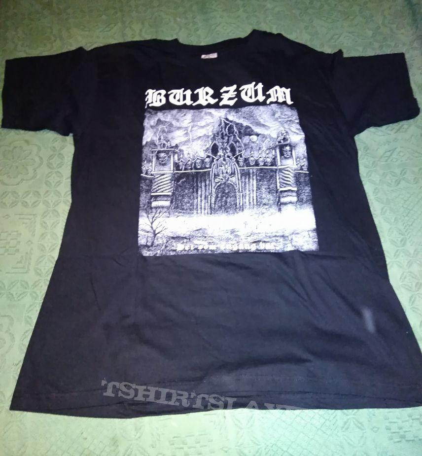 Burzum 'Det Som Engang Var' shirt