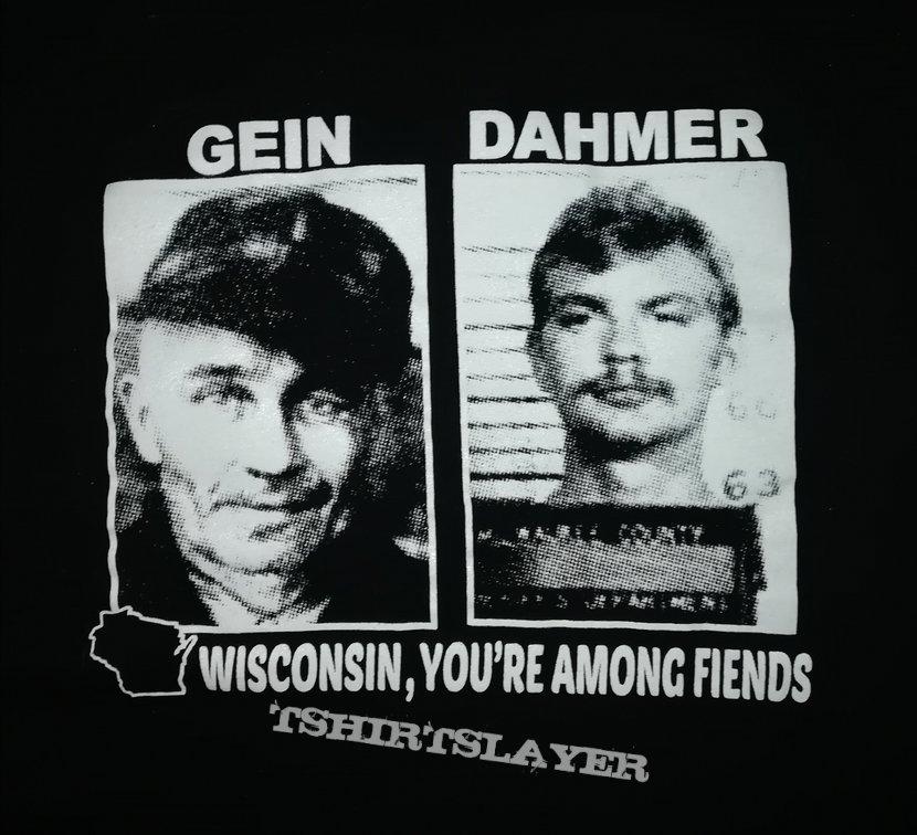 Wisconsin, You're Among Fiends shirt