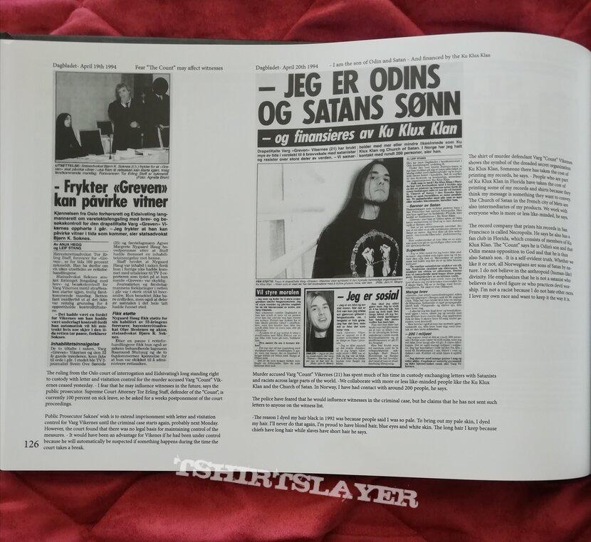 Black Metal Media 1992-1994 book