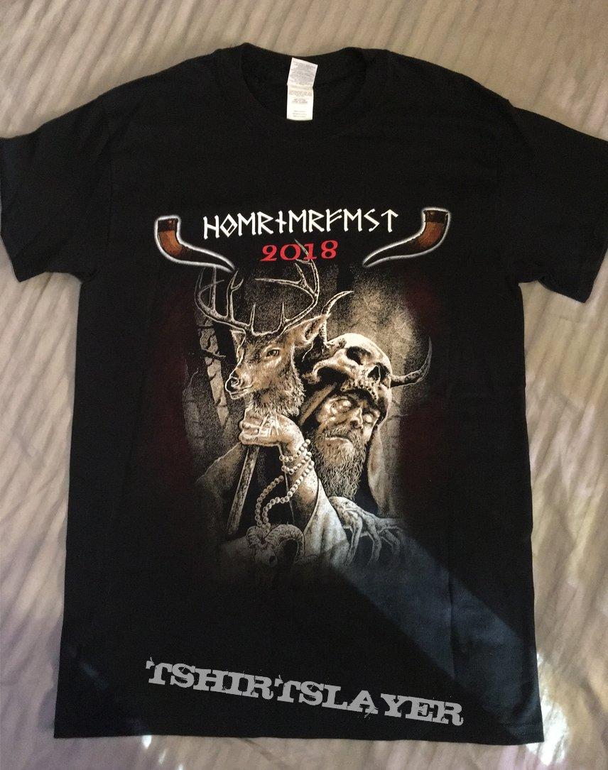 Hörnerfest 2018 - Festival T-Shirt