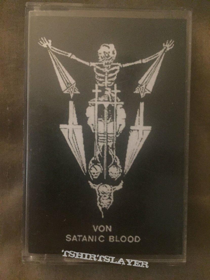 Von Satanic Blood demo