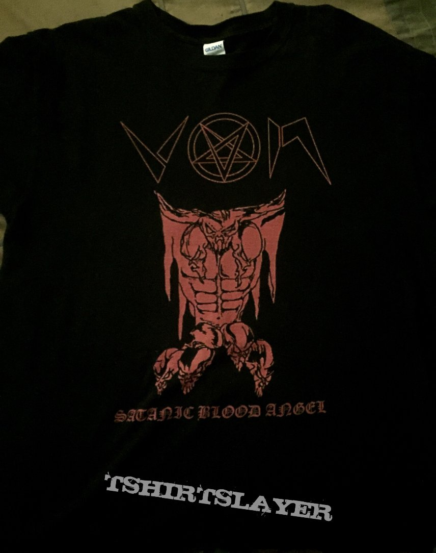 Von - Satanic Blood Angel, TS
