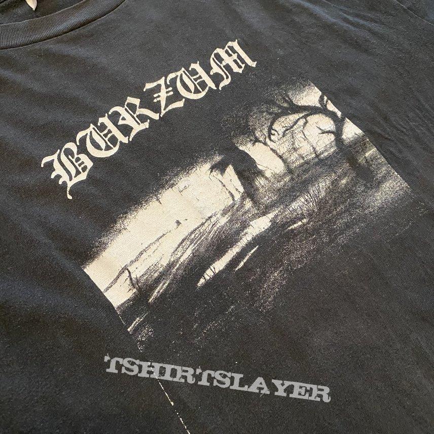 Burzum first shirt