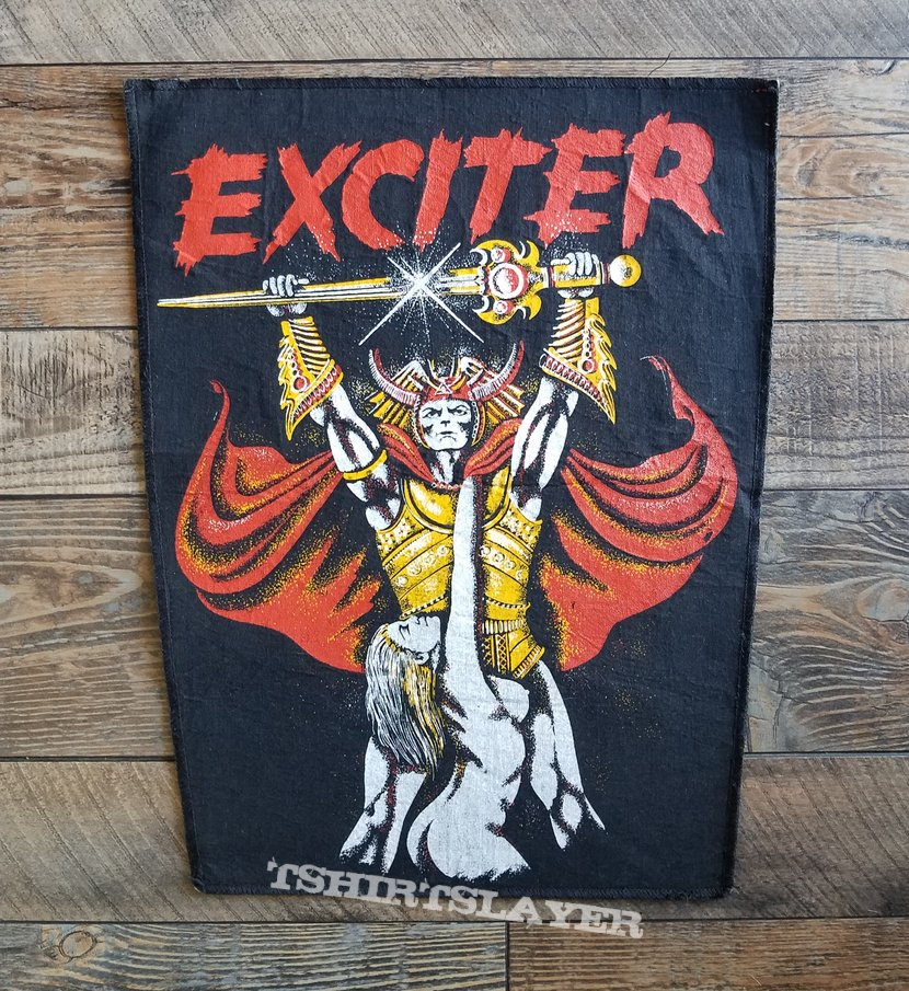 EXCITER Long live the loud bp