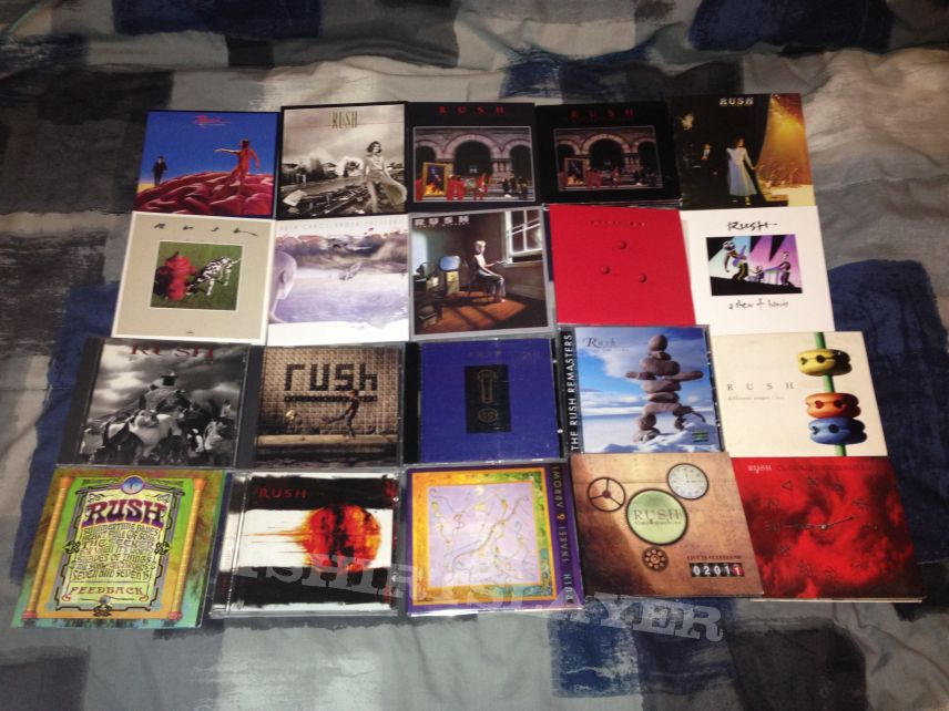 CD Collection Update