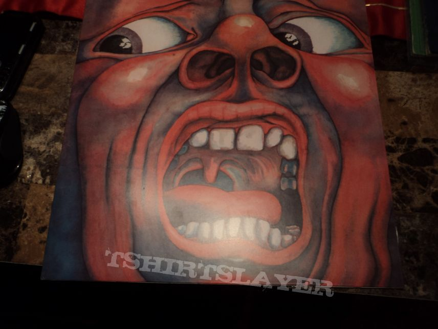 Other Collectable - In The Court Of The Crimson King!