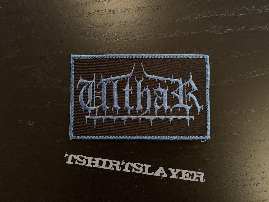 Ulthar - logo patch