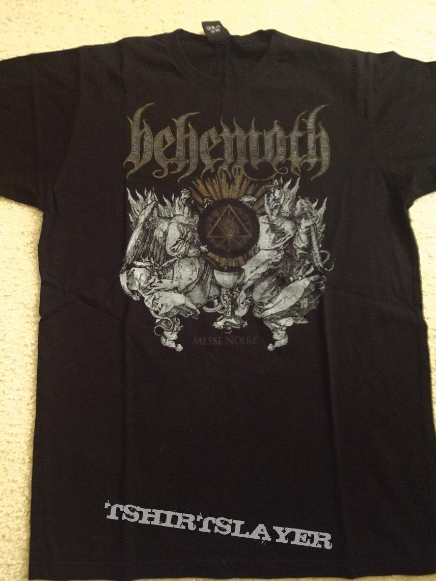 Behemoth Messe Noire shirt
