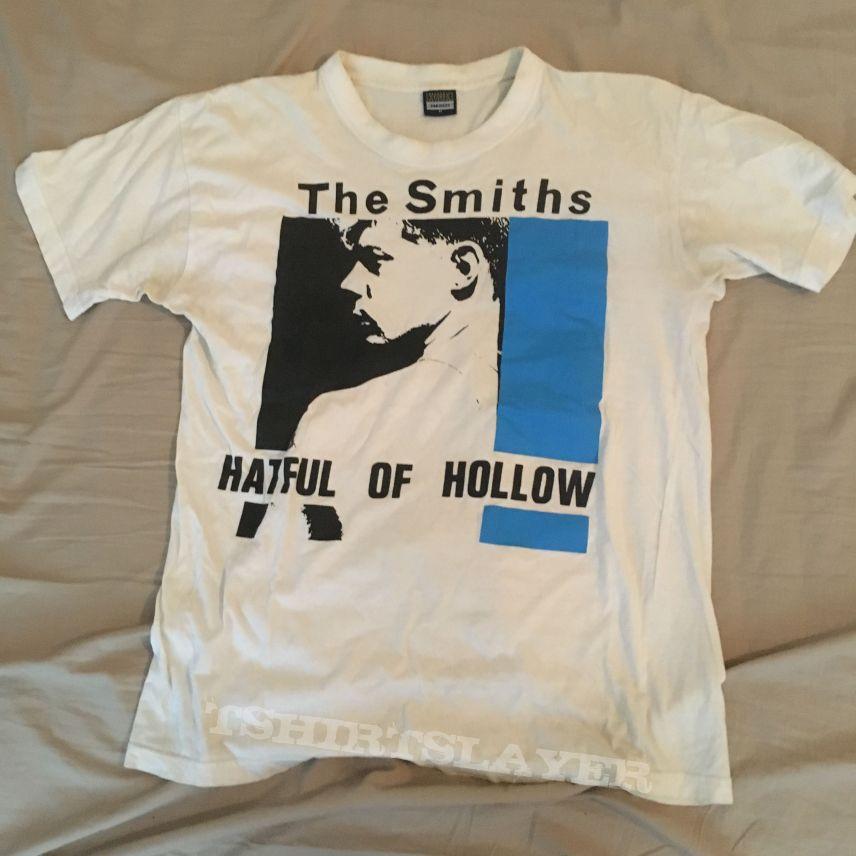9fcf1c5f The Smiths - Hatful Of Hollow | TShirtSlayer TShirt and BattleJacket ...