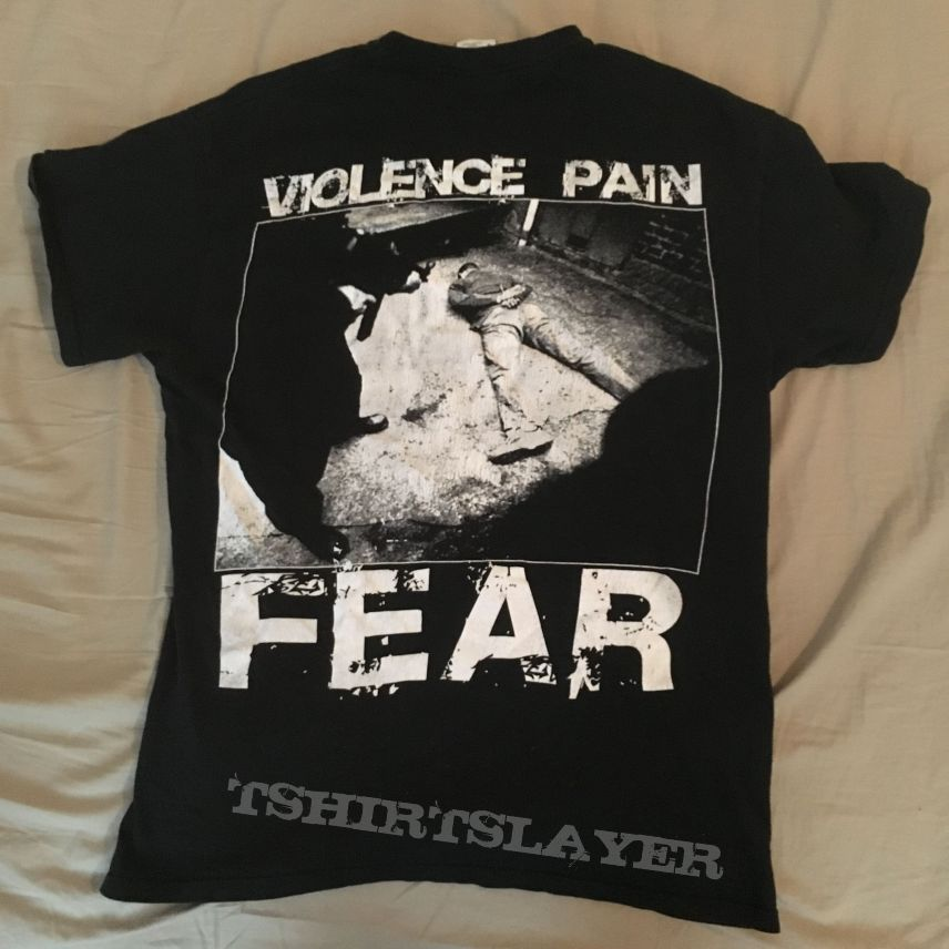 Harms Way - Violence Pain Fear