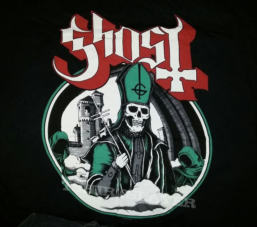 ghost secular haze infestissumam shirt