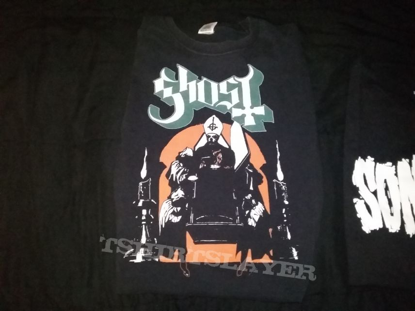 GHOST procession shirt