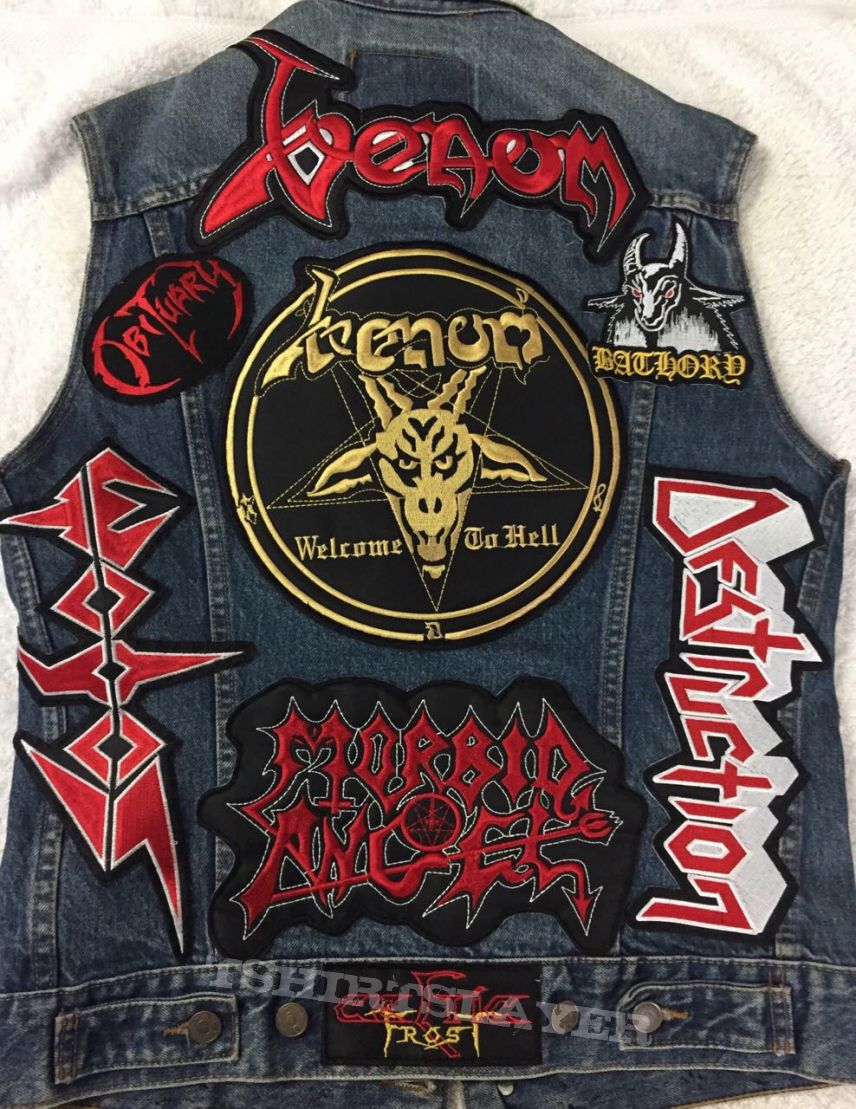 Metal Vest