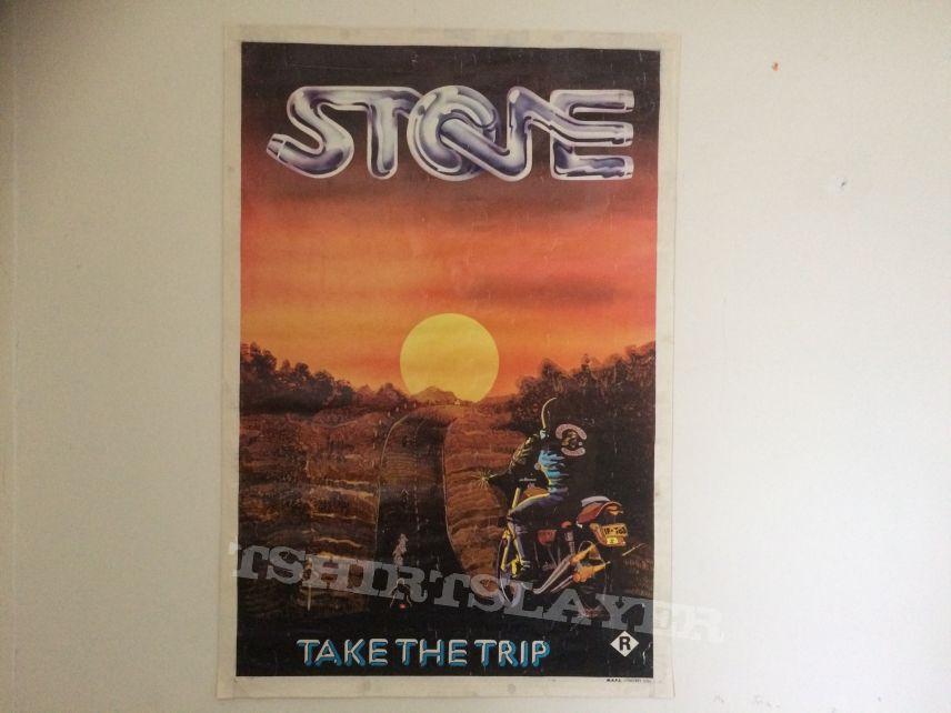 'Stone' Original movie poster