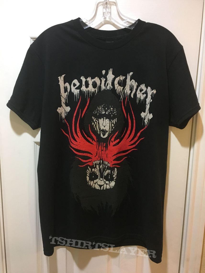 Bewitcher Satanic Magick Attack Tour 2018 Shirt