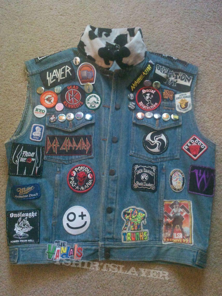 Metal Punk Vest Update 1