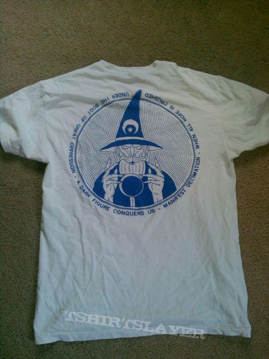 Power Trip Wizard shirt
