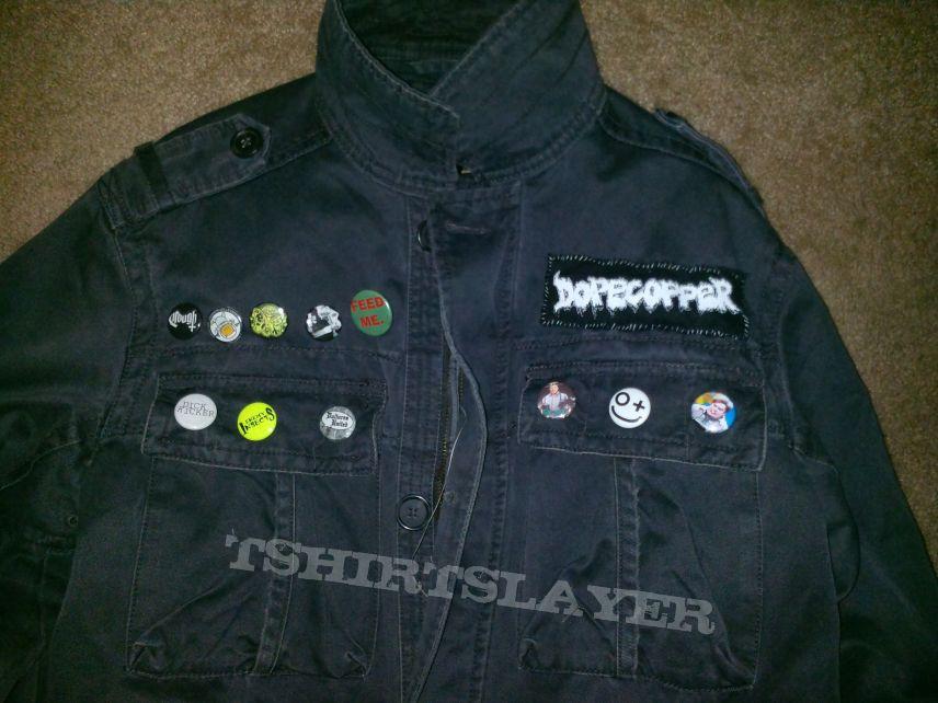 Bongripper Jacket